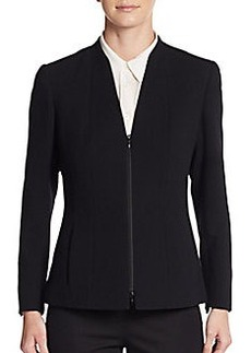 Lafayette 148 New York Tara Virgin Wool Jacket