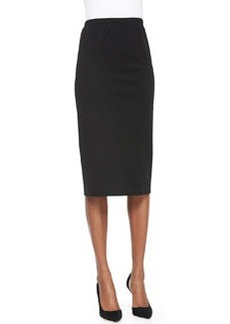 Lafayette 148 New York Tea-Length Pencil Skirt
