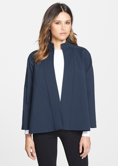 Lafayette 148 New York 'Trina' Funnel Neck Topper