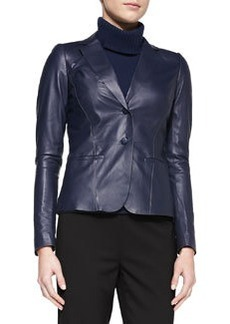 Lafayette 148 New York Two-Button Blazer