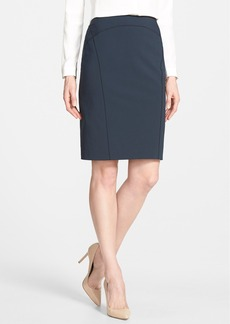 Lafayette 148 New York 'Velma' Pencil Skirt