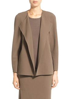 Lafayette 148 New York 'Venus - Wave Double Cloth' Jacket