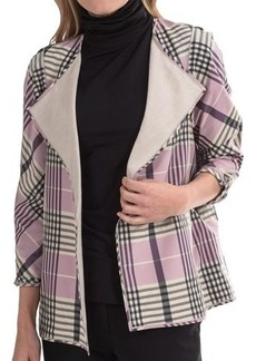 Lafayette 148 New York Venus Topper Jacket - Elbow Sleeve (For Women)