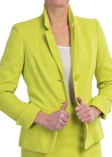 Lafayette 148 New York Willa Jacket - Textured Cotton (For Women)