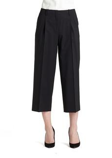 LAFAYETTE 148 NEW YORK Wool Blend Cropped Pants