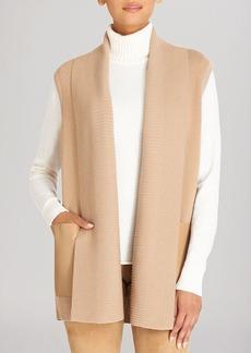 Lafayette 148 New York Wool Vest