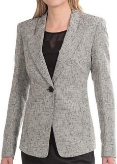 Lafayette 148 New York Wren Jacket - Cotton-Linen (For Women)