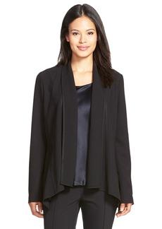 Lafayette 148 New York 'Zanita' LuxeItalian Stretch Wool Jacket