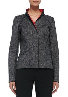 Lafayette 148 New York Zena Wool-Blend Jacket
