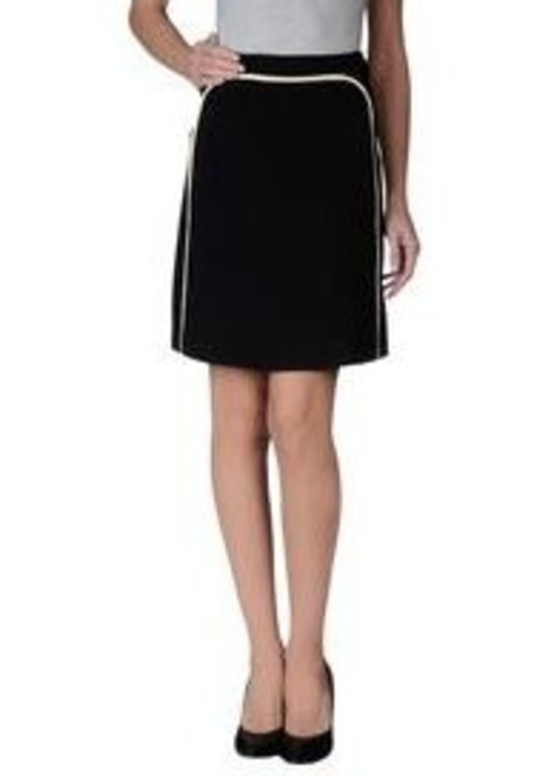 l agence l agence knee length skirt skirts shop it to me