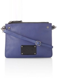 L.A.M.B. Bea Cross Body Bag,Indigo,One Size