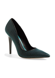 L.A.M.B. 'Bee' Perforated Leather Pump (Women)