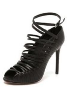 L.A.M.B. Bobbi Cage Sandals
