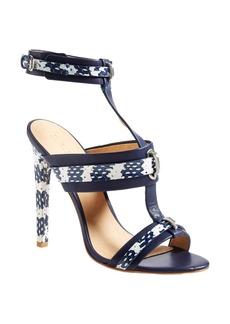L.A.M.B. 'Bradley' T-Strap Sandal (Women)