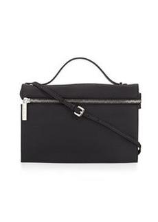 L.A.M.B. Dolley Leather Shoulder Bag,