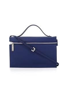 L.A.M.B. Dolley Leather Shoulder Bag