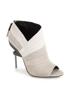 L.A.M.B. 'Elastic' Open Toe Sandal (Women)