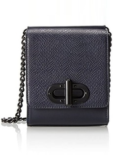 L.A.M.B. Etsie Cross Body Bag,Midnite,One Size