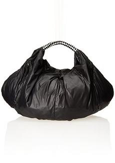 L.A.M.B. Fae Nylon Shoulder Bag