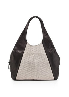 L.A.M.B. Gabe Leather Tote Bag