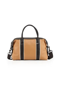 L.A.M.B. Gigi Leather Satchel Bag