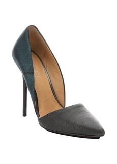 L.A.M.B. ice blue pony leather 'Trina' d'orsay stiletto pumps