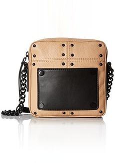 L.A.M.B. Inez Cross Body Bag, Natural, One Size