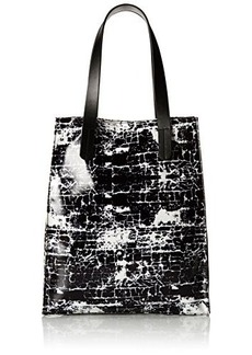 L.A.M.B. Jacy Shoulder Bag, Black/White, One Size