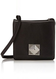 L.A.M.B. Jones Cross Body Bag, Black, One Size