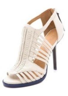 L.A.M.B. Kamy Caged Sandals