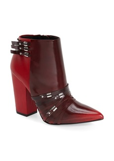L.A.M.B. 'Martini' Pointy Toe Bootie (Women)