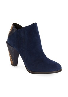 L.A.M.B. 'Maze' Round Toe Ankle Boot (Women)