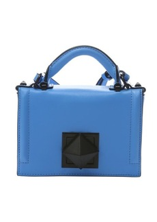 L.A.M.B. powder blue 'Elga' mini shoulder bag
