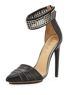 L.A.M.B. Trystan Leather d'Orsay Pump