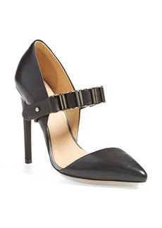 L.A.M.B. 'Tyna' Matte Leather Pump (Women)