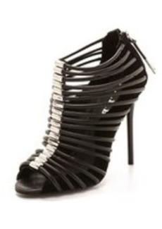 L.A.M.B. Walcot Cage Sandals
