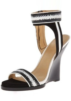 L.A.M.B. Women's Fina Wedge Sandal