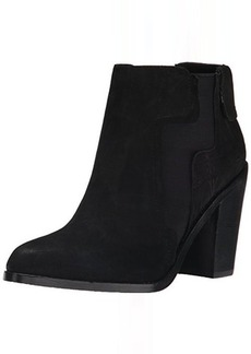 L.A.M.B. Women's Mojo Boot, Black, 6  M US