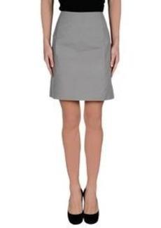 LAMBERTO LOSANI - Knee length skirt