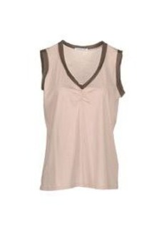 LAMBERTO LOSANI - Sleeveless t-shirt