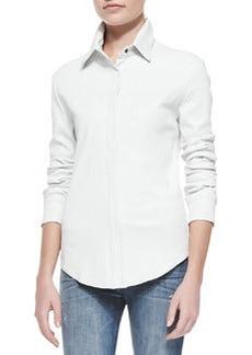 Lambskin Industrial Shirt   Lambskin Industrial Shirt