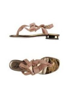 LANVIN - Thong sandal