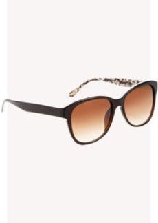 Lanvin 10th Anniversary Cartoon Inlay Sunglasses