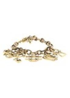 "Lanvin ""125 Charms"" Bracelet"