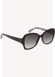 Lanvin Cartoon Inlay Sunglasses
