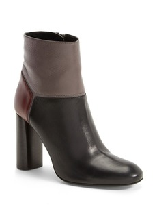 Lanvin Colorblock Leather Bootie (Women)