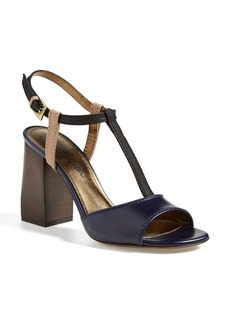 Lanvin Colorblock Square Heel Sandal (Women)