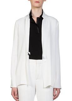 Lanvin Crepe Techno Jacket