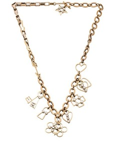 "Lanvin <div class=""product_name"">Luck Charm Necklace</div>"