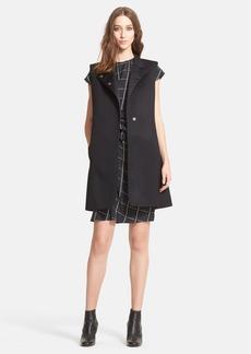 Lanvin Double Wool Gabardine Vest